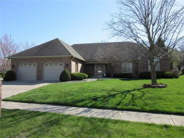 8989 Classic View Drive, Indianapolis, IN 46217 (MLS #21775486) :: Mike Price Realty Team - RE/MAX Centerstone