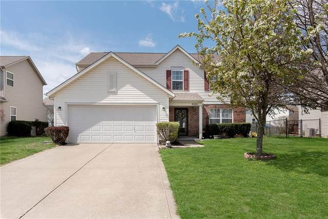 6524 Oxford Drive, Zionsville, IN 46077 (MLS #21775491) :: The Indy Property Source