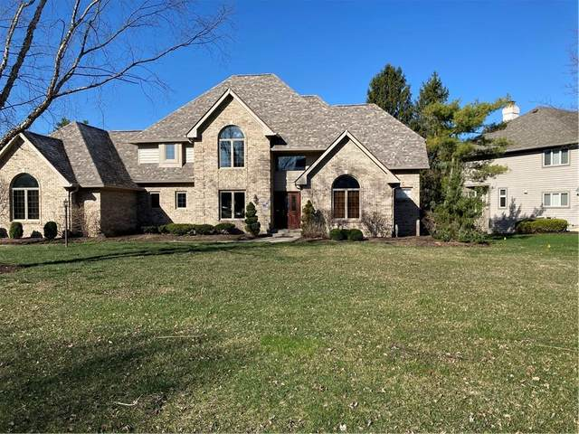 620 Silver Wraith Court, Zionsville, IN 46077 (MLS #21775493) :: Heard Real Estate Team | eXp Realty, LLC