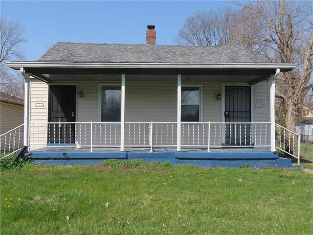 3118 Guilford Avenue 3118-20, Indianapolis, IN 46205 (MLS #21775499) :: RE/MAX Legacy