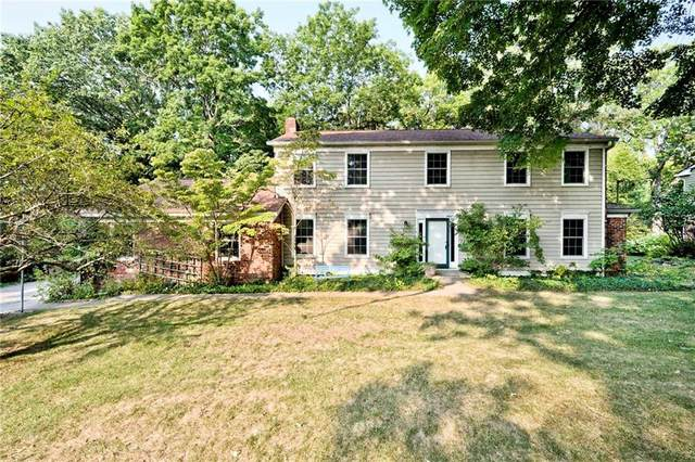 7750 N College Avenue, Indianapolis, IN 46240 (MLS #21775500) :: Ferris Property Group