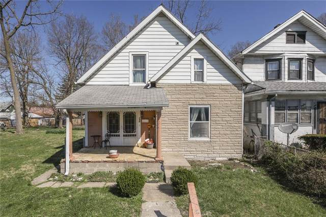 630 Congress, Indianapolis, IN 46208 (MLS #21775504) :: The Indy Property Source