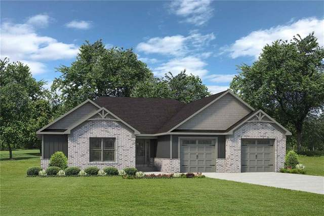 9517 W Tradition Drive, Yorktown, IN 47396 (MLS #21775508) :: The ORR Home Selling Team