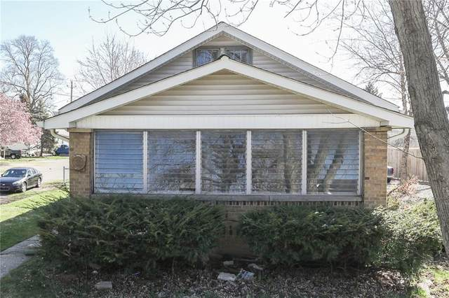1231 N Bancroft Street, Indianapolis, IN 46201 (MLS #21775512) :: Ferris Property Group