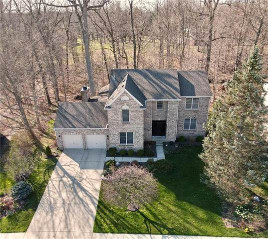 12642 Fuller Court, Fishers, IN 46038 (MLS #21775520) :: Heard Real Estate Team | eXp Realty, LLC