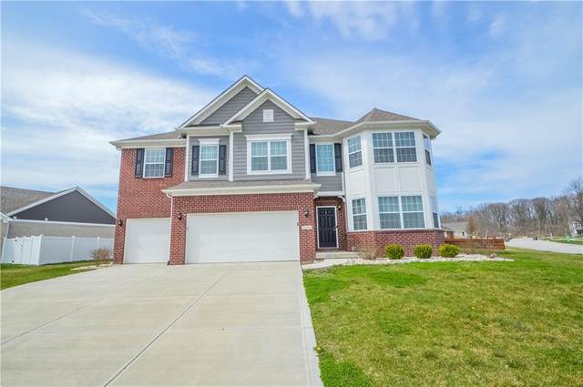 6260 Shelly Way, Indianapolis, IN 46237 (MLS #21775522) :: The Indy Property Source