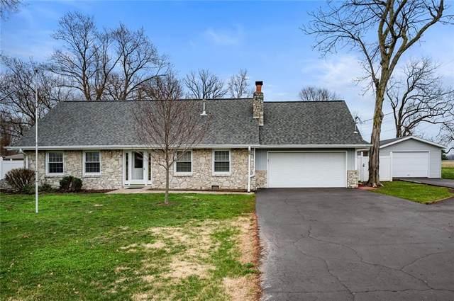 3008 S Nebo Road, Yorktown, IN 47396 (MLS #21775531) :: The ORR Home Selling Team