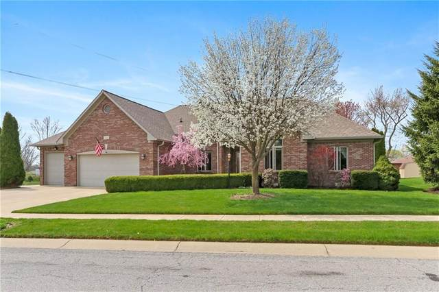 6142 Simien Road, Indianapolis, IN 46237 (MLS #21775533) :: The Indy Property Source