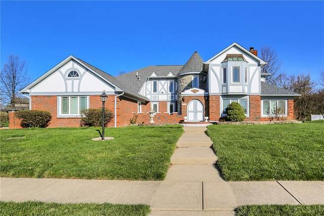 3310 Whalen Avenue, Indianapolis, IN 46227 (MLS #21775537) :: The Evelo Team