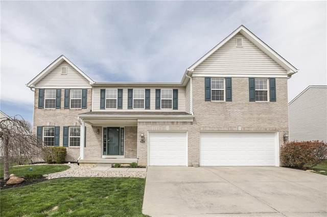 6840 Harriet Drive, Indianapolis, IN 46237 (MLS #21775540) :: Mike Price Realty Team - RE/MAX Centerstone