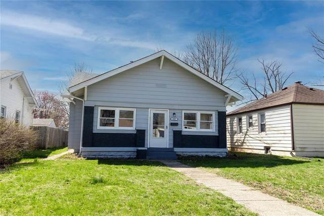 803 Cameron Street, Indianapolis, IN 46203 (MLS #21775542) :: The Evelo Team