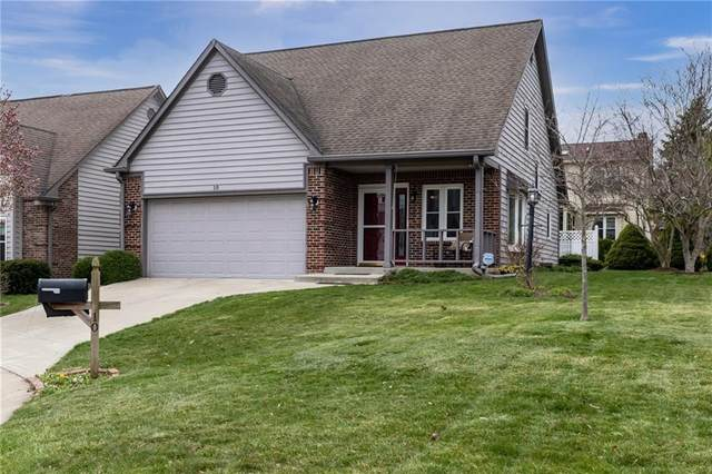 10 Calumet Court, Zionsville, IN 46077 (MLS #21775547) :: The Evelo Team