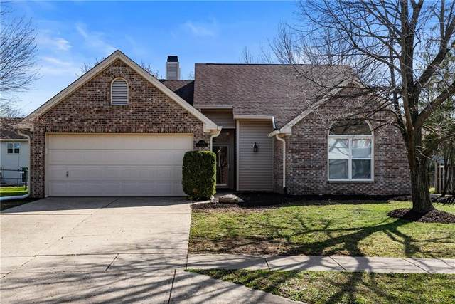 5356 Deer Creek Drive, Indianapolis, IN 46254 (MLS #21775568) :: Heard Real Estate Team | eXp Realty, LLC
