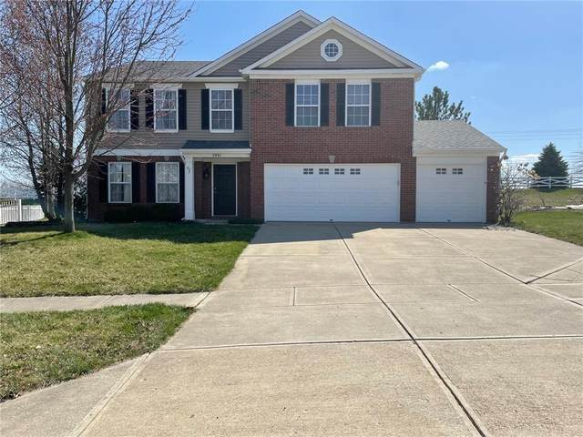 2991 Holiday Way, Greenwood, IN 46143 (MLS #21775578) :: Anthony Robinson & AMR Real Estate Group LLC