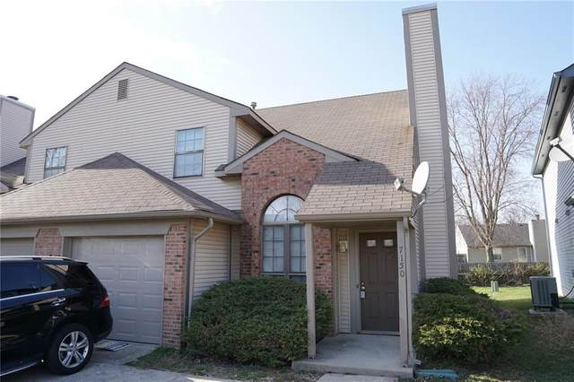 7150 N Eagle Cove Drive, Indianapolis, IN 46254 (MLS #21775581) :: The Indy Property Source