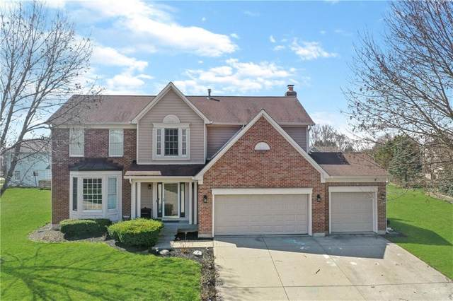 6313 Keeneland Court, Indianapolis, IN 46278 (MLS #21775582) :: Heard Real Estate Team | eXp Realty, LLC