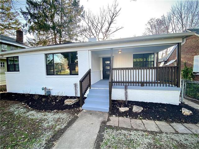 6426 Broadway Street, Indianapolis, IN 46220 (MLS #21775587) :: Anthony Robinson & AMR Real Estate Group LLC