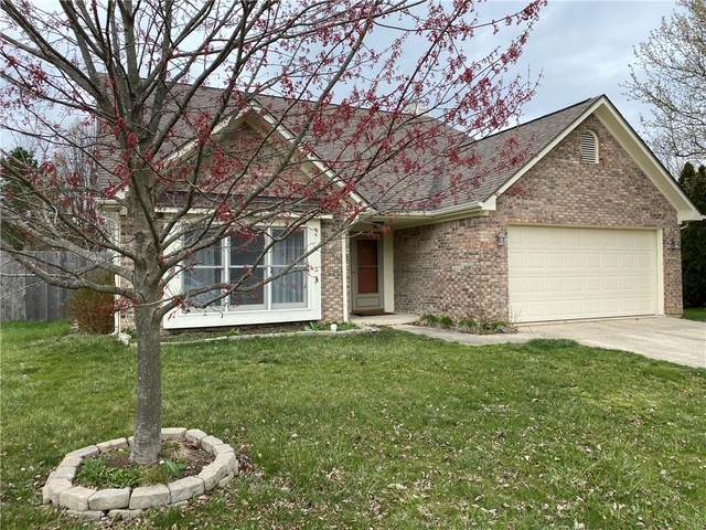 7716 Bayhill Drive, Indianapolis, IN 46236 (MLS #21775590) :: The ORR Home Selling Team
