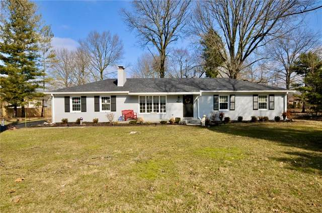 3200 W 42nd Street, Indianapolis, IN 46228 (MLS #21775592) :: The Indy Property Source