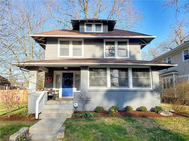 3857 Broadway Street, Indianapolis, IN 46205 (MLS #21775598) :: Dean Wagner Realtors
