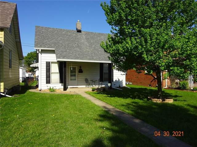 80 S 5th Avenue, Beech Grove, IN 46107 (MLS #21775607) :: RE/MAX Legacy