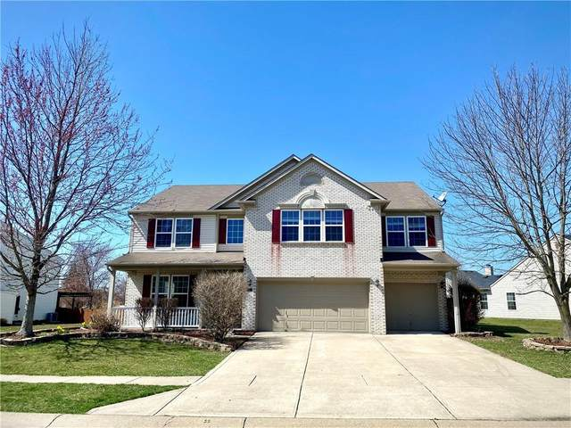 9298 Bayfield Drive, Mccordsville, IN 46055 (MLS #21775609) :: Mike Price Realty Team - RE/MAX Centerstone