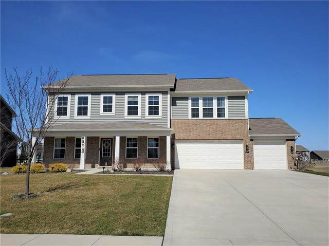 5518 W Woodstock Trail, Mccordsville, IN 46055 (MLS #21775617) :: Anthony Robinson & AMR Real Estate Group LLC