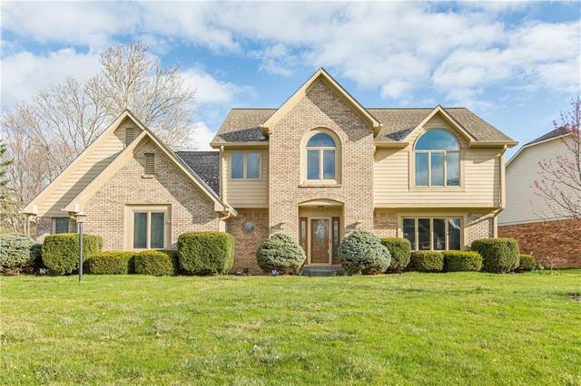 12702 Bay Run Court, Indianapolis, IN 46236 (MLS #21775618) :: The Indy Property Source