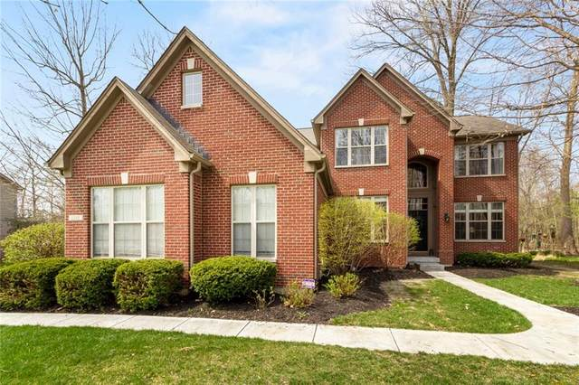 6540 Briarwood Pl, Zionsville, IN 46077 (MLS #21775628) :: Mike Price Realty Team - RE/MAX Centerstone
