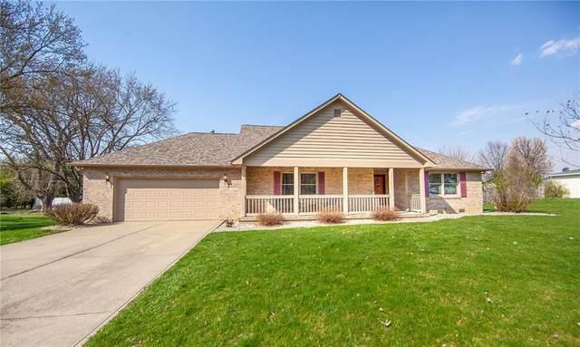 110 Ladino Lane, Pendleton, IN 46064 (MLS #21775644) :: The ORR Home Selling Team