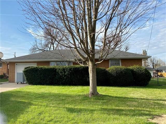 503 W Tyler Street, Alexandria, IN 46001 (MLS #21775655) :: The ORR Home Selling Team