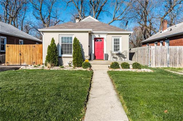 4714 Ralston Avenue, Indianapolis, IN 46205 (MLS #21775658) :: Anthony Robinson & AMR Real Estate Group LLC