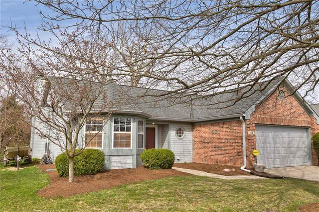 1108 N Winding Hart Drive, Indianapolis, IN 46229 (MLS #21775659) :: Heard Real Estate Team | eXp Realty, LLC