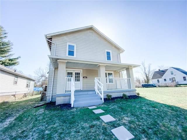3505 N Gale Street, Indianapolis, IN 46218 (MLS #21775672) :: Heard Real Estate Team   eXp Realty, LLC