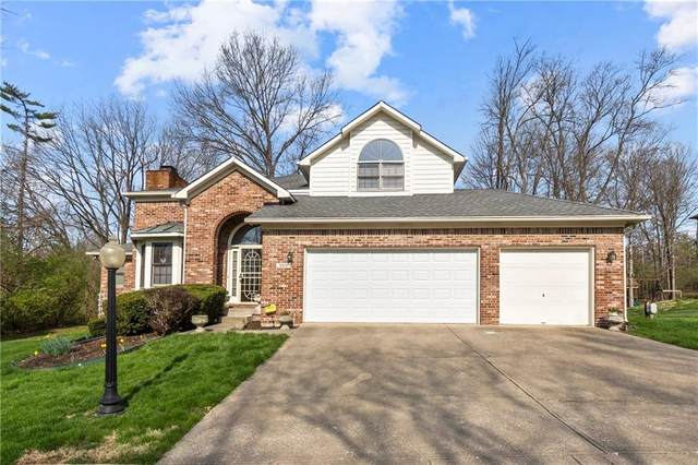 5818 Winding Way Lane, Indianapolis, IN 46220 (MLS #21775685) :: Mike Price Realty Team - RE/MAX Centerstone