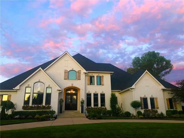 10415 Charter Oaks Drive, Carmel, IN 46032 (MLS #21775687) :: Heard Real Estate Team | eXp Realty, LLC