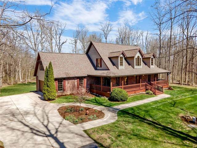 10259 N Bailey Marie Court, Mooresville, IN 46158 (MLS #21775694) :: Mike Price Realty Team - RE/MAX Centerstone