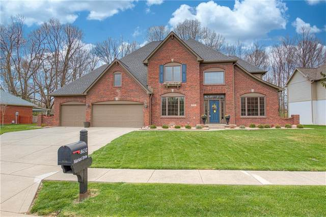 8632 Mariesi Drive, Indianapolis, IN 46278 (MLS #21775701) :: Mike Price Realty Team - RE/MAX Centerstone
