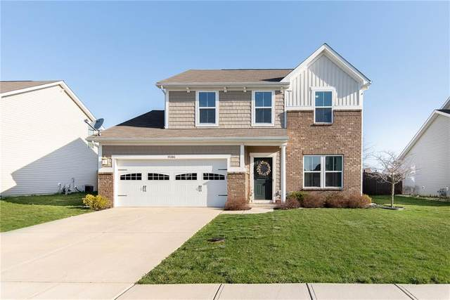 10286 Mcclain Drive, Brownsburg, IN 46112 (MLS #21775723) :: Heard Real Estate Team | eXp Realty, LLC