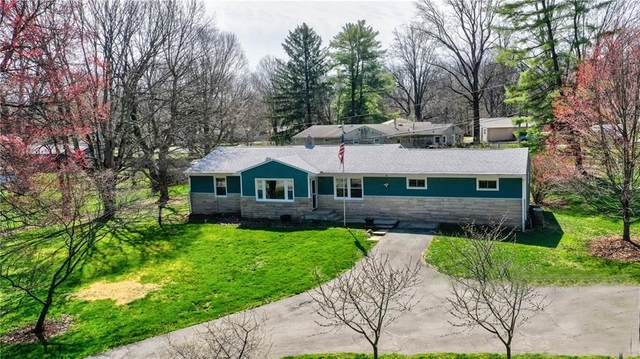 1605 E 110th Street, Carmel, IN 46280 (MLS #21775731) :: Mike Price Realty Team - RE/MAX Centerstone