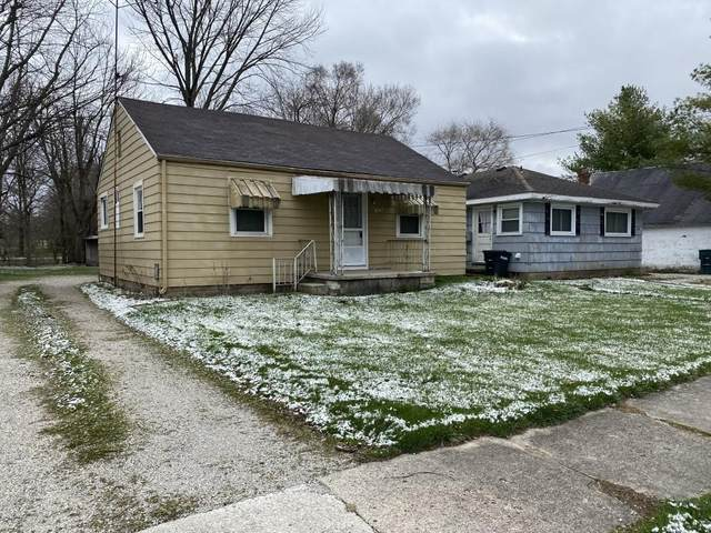 1806 S Wall Avenue, Muncie, IN 47302 (MLS #21775739) :: Dean Wagner Realtors