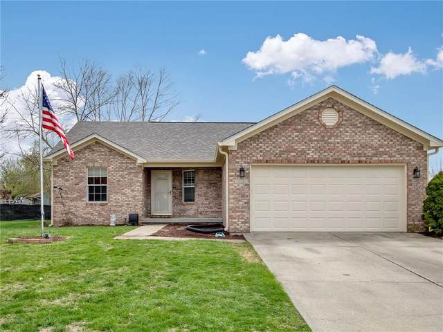 1235 Autumn Drive, Mooresville, IN 46158 (MLS #21775749) :: Mike Price Realty Team - RE/MAX Centerstone