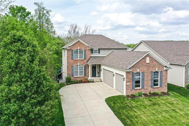 13484 Hawks Nest Drive, Fishers, IN 46037 (MLS #21775750) :: Mike Price Realty Team - RE/MAX Centerstone