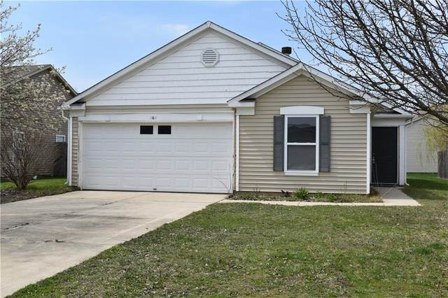 464 Bridgewater Drive, Greenfield, IN 46140 (MLS #21775769) :: Ferris Property Group
