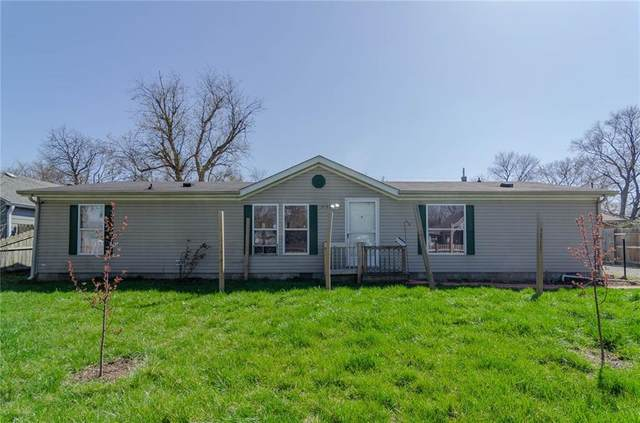 5137 W Regent Street, Indianapolis, IN 46241 (MLS #21775773) :: The Evelo Team