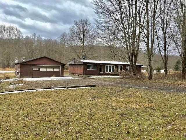 4677 Covered Bridge Road, Nashville, IN 47448 (MLS #21775774) :: Mike Price Realty Team - RE/MAX Centerstone