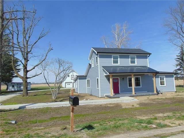 1562 W 1000 Road N, Alexandria, IN 46001 (MLS #21775776) :: The ORR Home Selling Team