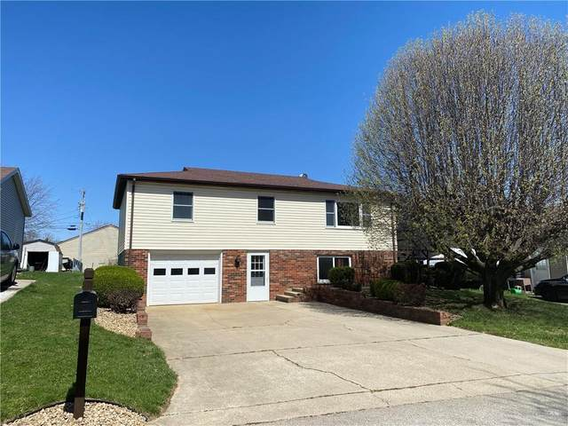 702 W Eleventh Street, Greensburg, IN 47240 (MLS #21775791) :: Mike Price Realty Team - RE/MAX Centerstone