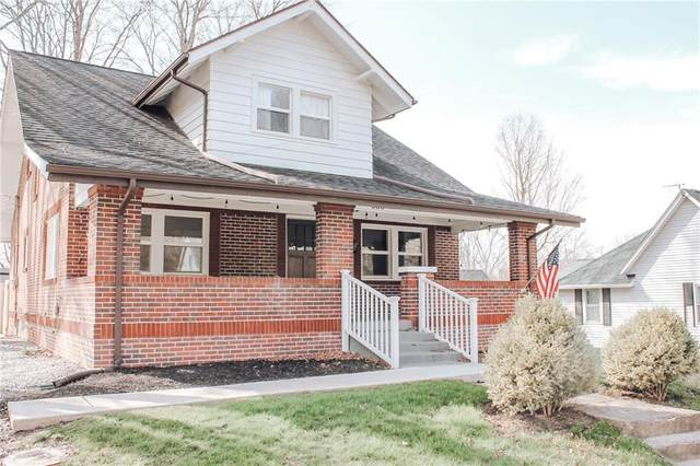 536 S Pendleton Avenue, Pendleton, IN 46064 (MLS #21775803) :: The Indy Property Source