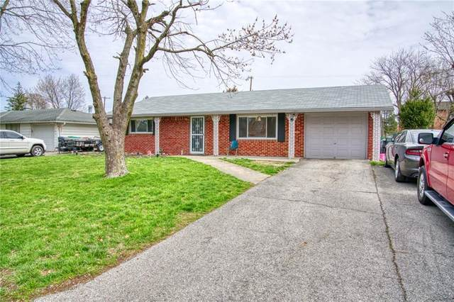 723 Sunset Boulevard, Greenwood, IN 46142 (MLS #21775810) :: The Indy Property Source